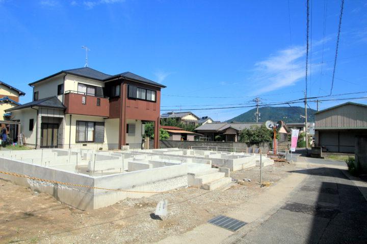 神が住まう家~糸島市神在に新築が建つよ~